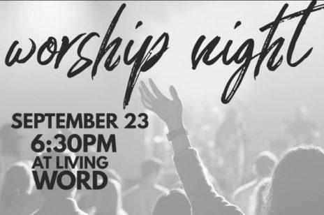 Evening of Praise & Worship