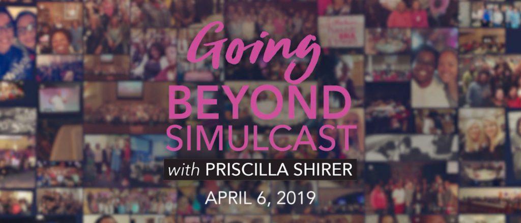 Priscilla Shirer Simulcast
