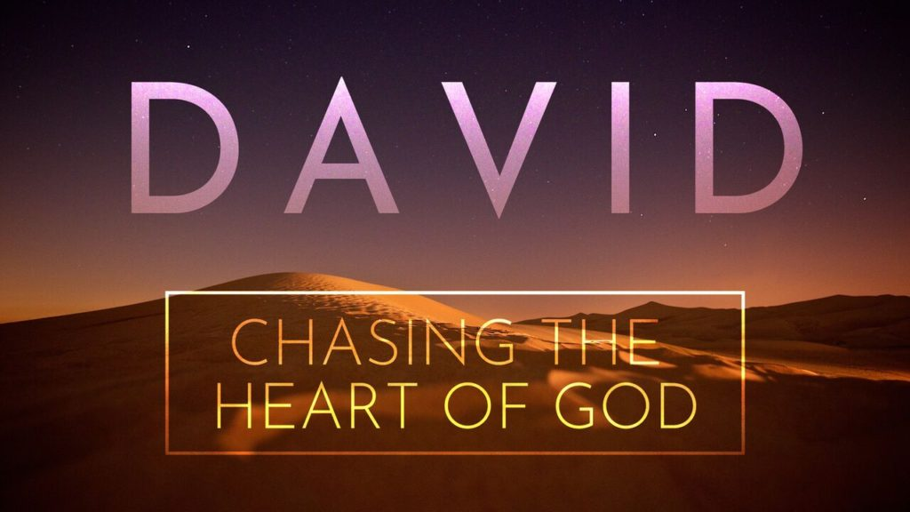 David . Discovering God's Holiness