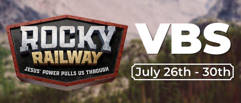 VBS 2021 – Rocky Railway